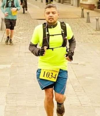 David Burnay - coach jogging - les éoles